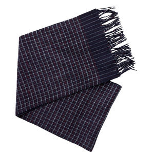 J. Crew Double-Sided Holiday Cashmere Scarf